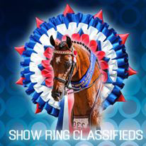 Sponsor_Show ring Classifieds Header