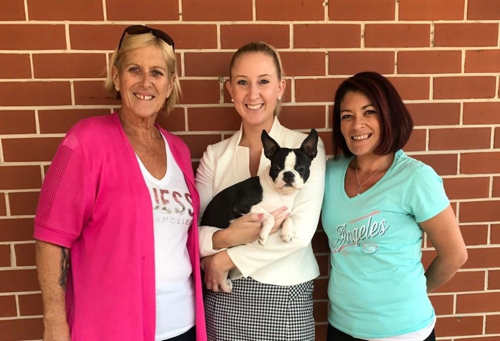 Breeders Deby and Amy headed straight to Sydney Royal 2017 from the airport after a judging trip to USA to support Mik and Elke on General Specials Day